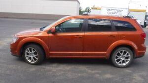 2011 Dodge Journey FWD 4dr SXT