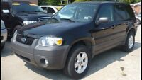 Ford Escape 2007 V6 A1