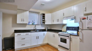 Excellent Basement Apartment for Rent from Feb 1st!