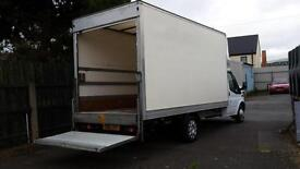 DEREK STANEX COMMERCAILS,Ford Transit 115 BHP 14 FOOT LUTON WITH TAIL LIFT,cars