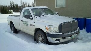 2007 Dodge Power Ram 2500 ST Pickup Truck
