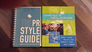 Essentials of public relations (used) Kitchener / Waterloo Kitchener Area image 1