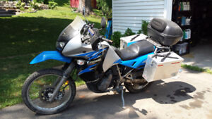 2008 KLR650 ready for new adventures!