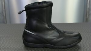 BRAND NEW LEATHER MOTORCYCLE BIKE SHOES BOOTS