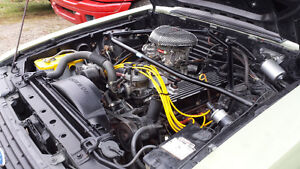 1984 Ford Mustang Coupe (2 door)