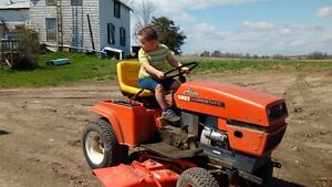 ariens garden and lawn tractor