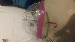 Patterned Birdcage/Dome/Bubble Umbrella
