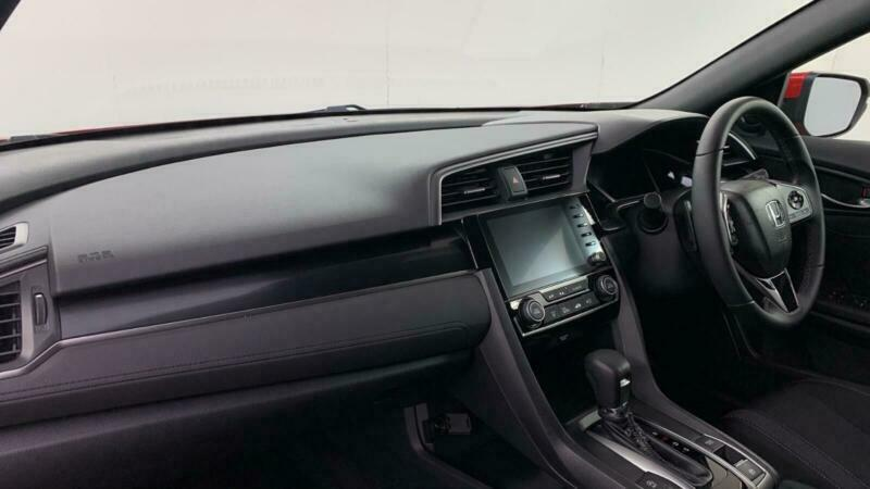 2020 Honda Civic 1.0 VTEC Turbo SR CVT (s/s) 5dr Hatchback Petrol Automatic