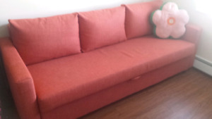 Sofa bed ! !! 300$ Nego !