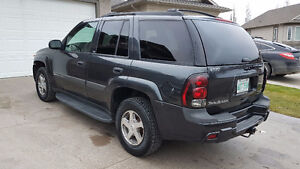 Owned Since New 4X4 2004 Chevrolet Trailblazer LS SUV, Crossover