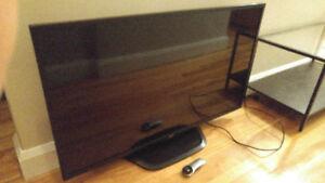 "LG 47"" LED Smart TV w/ smart remote"
