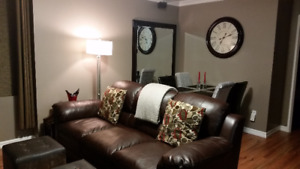 BEAUTIFULLY DECORATED 2-BEDROOM CONDO - FULLY FURNISHED