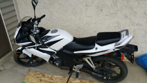 REDUCED 2008 HONDA CBR LIKE BRAND NEW LOW KILOMETER in sk