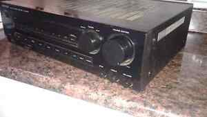 For sale kenwood receiver pair of kenwood  speakers old school Kitchener / Waterloo Kitchener Area image 2