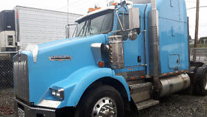Kenworth 2007 T800 Pre Emission with re-built cummins