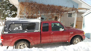 2010 Ford Ranger Extended Cab Pickup Truck