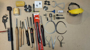 Lathe Turning Tools and Accessories