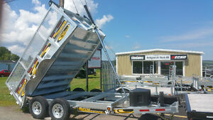 TRAILERS - SNOW TRAILERS - ATV TRAILERS, EQUIPMENT TRAILERS