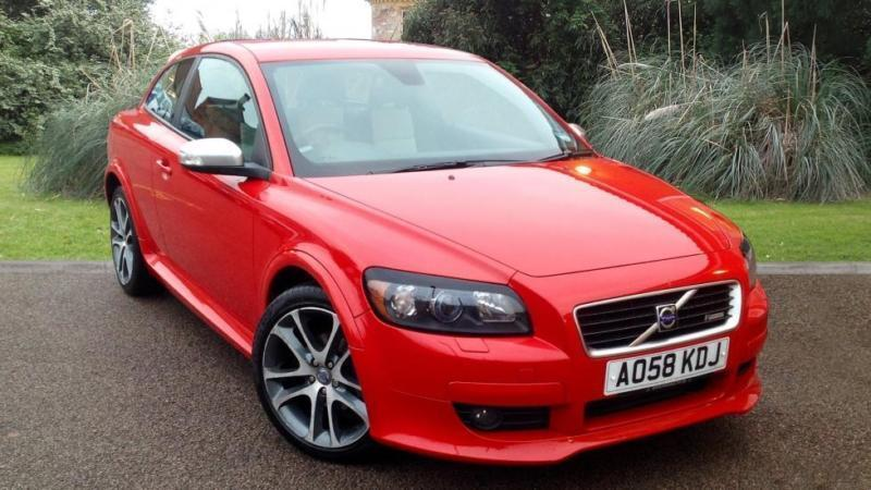 volvo c30 2 0d manual r design se sport red 2008 in woodbridge suffolk gumtree. Black Bedroom Furniture Sets. Home Design Ideas