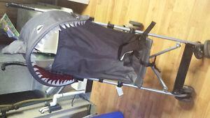 Shark Umbrella Stroller