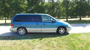 ***REDUCED*** 2002 Ford Windstar Minivan, Van