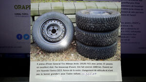 Altimac Artic 195/65 R15