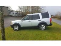 Land Rover Discovery 3 2.7TD V6 ( 7st ) 2006