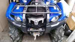 Yamaha Grizzly 700 swap or trade