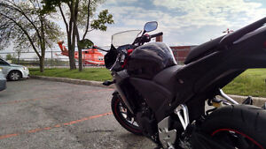 2014 CBR500R ABS - Best starter bike Kitchener / Waterloo Kitchener Area image 4