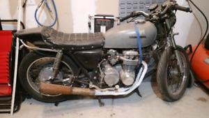 1977 Honda CB 550 for sale