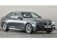 2016 BMW 5 Series 520d [190] M Sport 4dr Step Auto Saloon diesel Automatic
