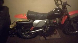 1983 Honda XR 80R $400obo