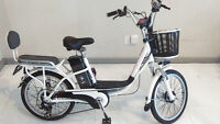 RICHMOND E-BIKE - ELECTRIC BIKES - ZHILING MISS 20 (350W, 48V)