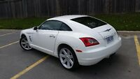 Crossfire coupe 6 speed