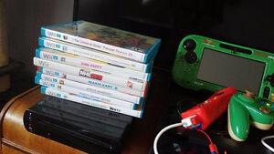 Wii u, jeux et accessoires