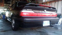 1991 Honda Prelude Emission and safety done
