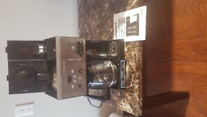 Selling my Cuisinart Coffee Maker plus 12 cup hot water system