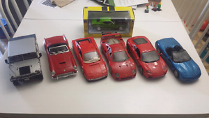 Die-Cast Car Collection For Sale