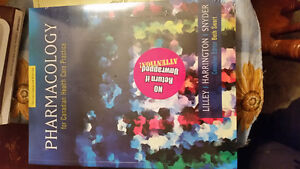 2nd edition pharmacology textbook still in package