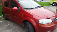 2004 Chevrolet Aveo Wagon ** Négociable $1400 Negotiable **