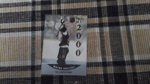 Wayne Gretzky 2000 points