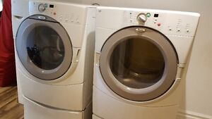 Whirlpool Duet front load Washer/Dryer kit