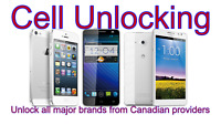 Cell phone unlocking in Stratford