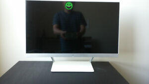Rarely used HP 25xw IPS LED Backlit FHD Monitor, Refurbished