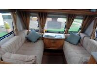 Lunar clubman se 4 berth for sale