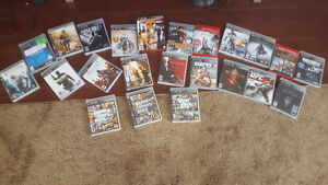 New gen PS3 + 24 games