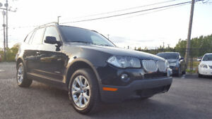 BMW X3 - 2009 **CUIR** EXCELLENTE CONDITION (7800$)