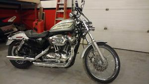 2006 Harley sportster 1200 custom