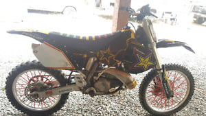 RM 250 new top end
