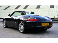 Porsche Boxster S 3.2 Auto / Tiptronic S, FSH, 93k,Just Serviced, MOT'd, Valeted